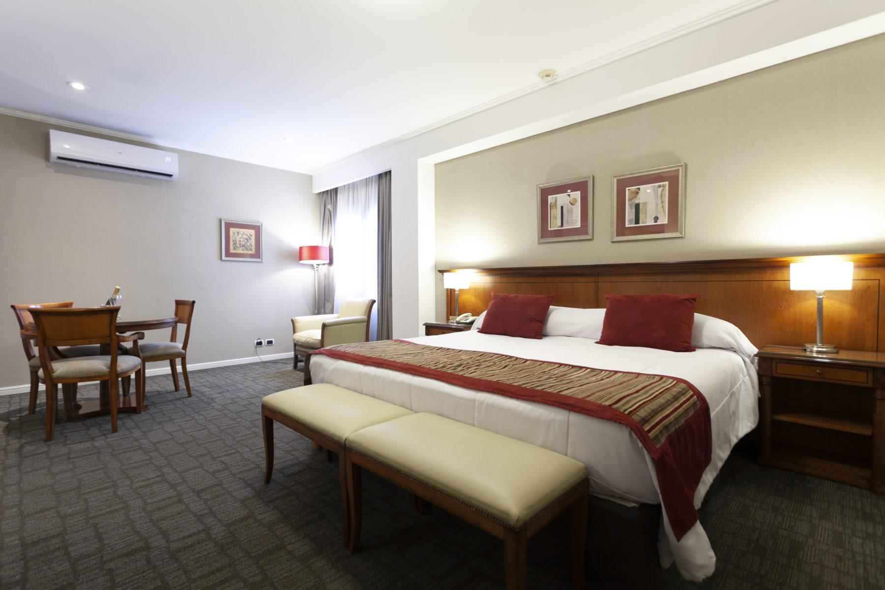 Fotografias del hotel Tucuman Center para Agencia Supra.